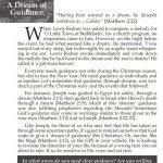 Devotional : A Dream of Guidance