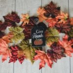 Devotional: A Heart of Thankfulness (Thanks Giving)
